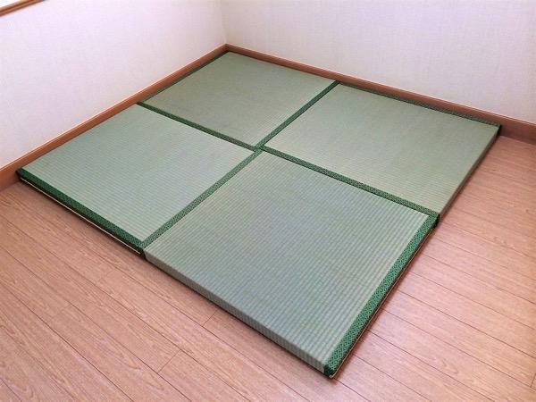 畳縁付き置き畳
