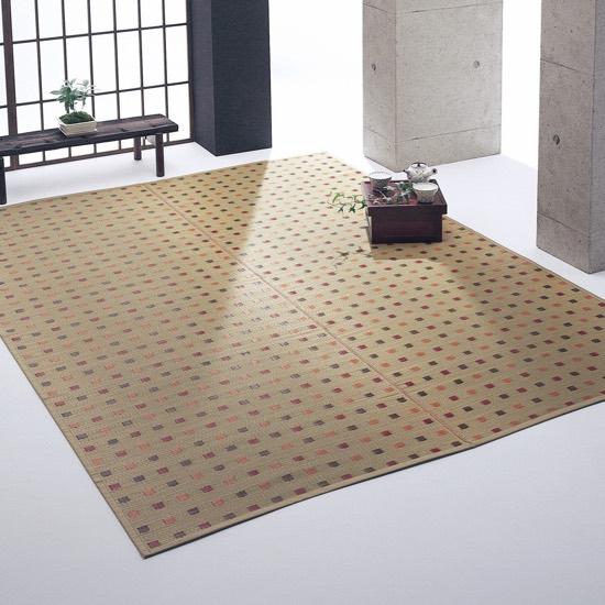 袋織 キューブ ベージ