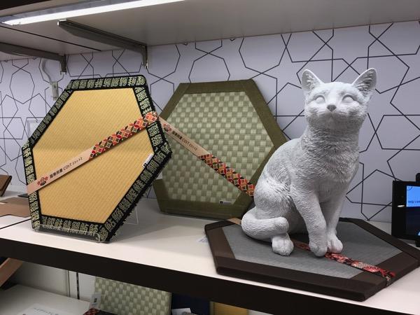 ネコ専用置き畳1