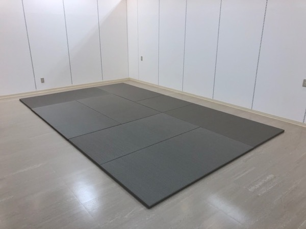 銀鼠色の畳 1畳サイズ