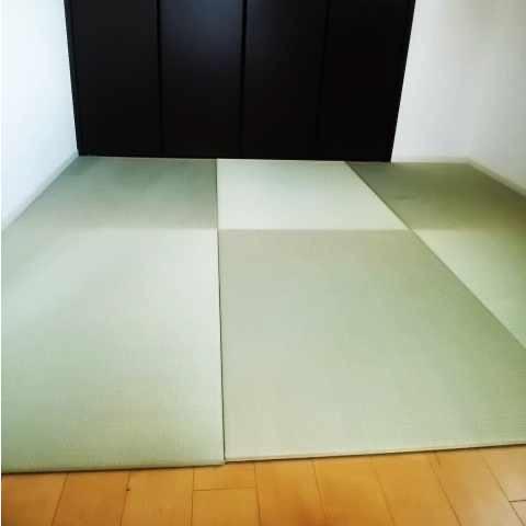 琉球畳の薄畳